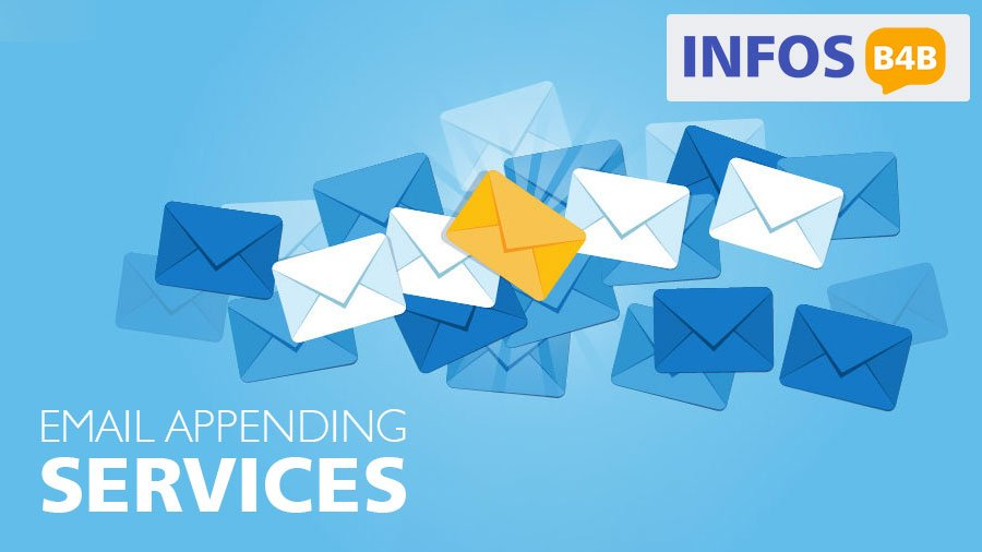 Email Appending Services