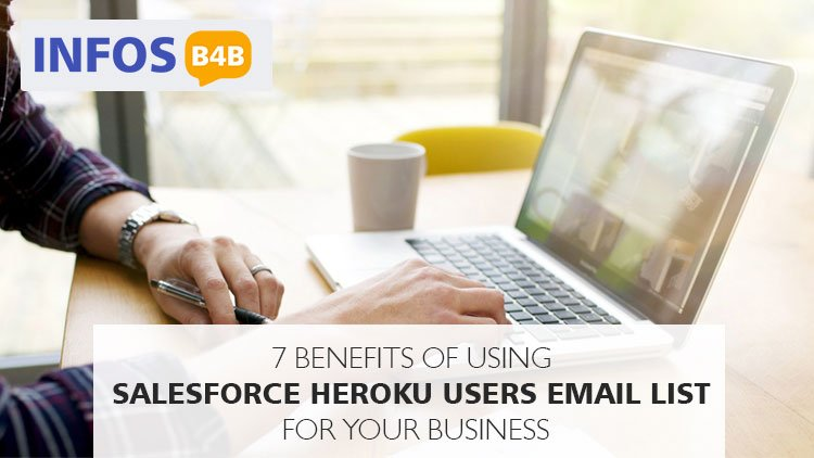 Salesforce Heroku Users Email List