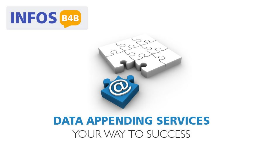 B2B Data Appending Services