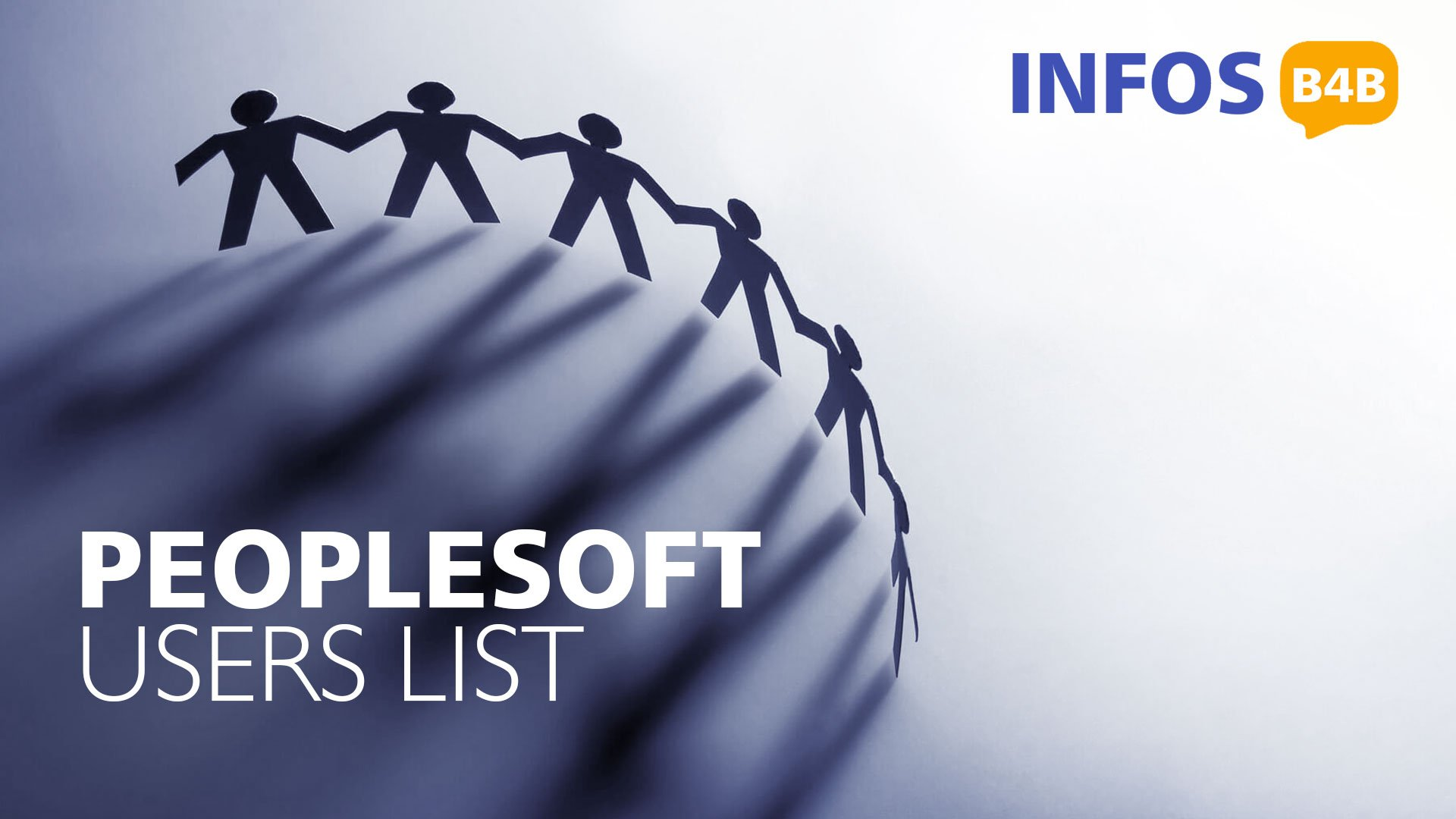 Peoplesoft Users List