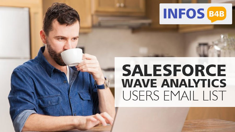Salesforce Wave Analytics Users Email List