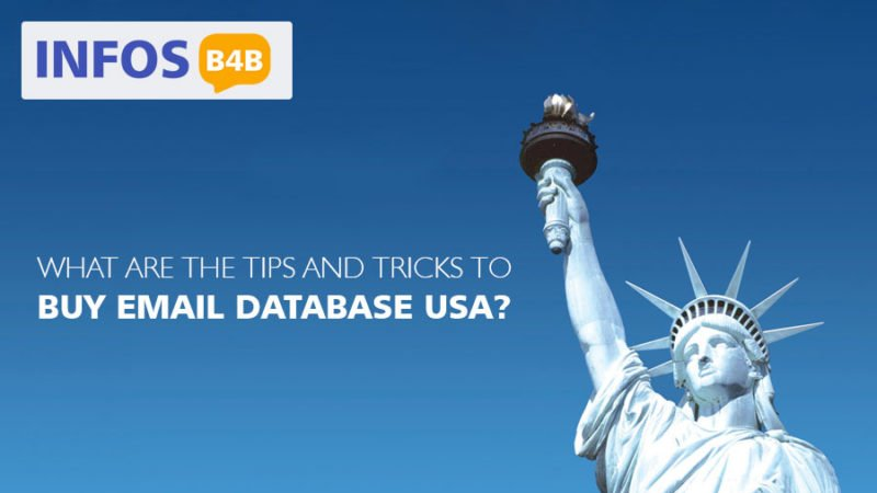 Buy Email Database USA