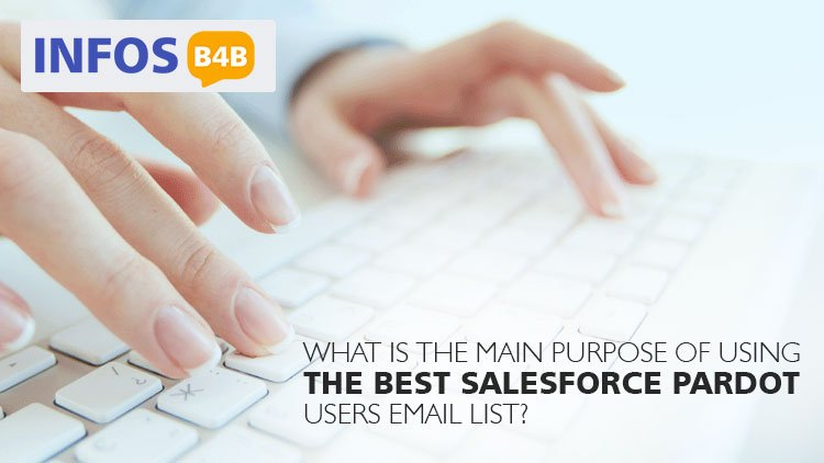 Salesforce Pardot Users Email List