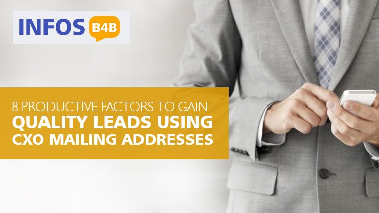 CXO Mailing Addresses