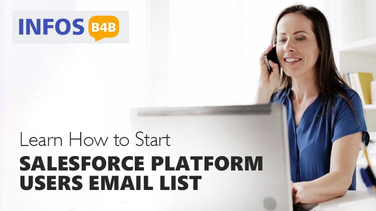 Salesforce Platform Users Email List