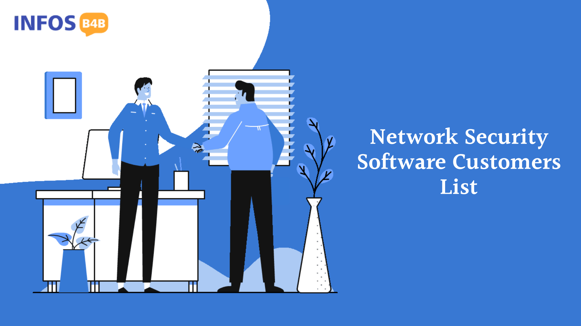 Network Security Software Customers List